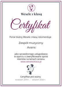 zespół na wesele Częstochowa, Katowice